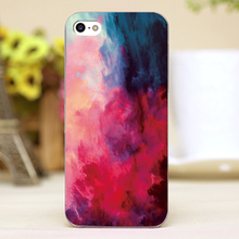 Reassurance Design Customized transparent case cover cell mobile phone cases for Apple iphone 4 4s 5 5c 5s hard shell