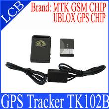 free shipping 4bands mini personal gps tracker tk102 1pcs/lot(China (Mainland))
