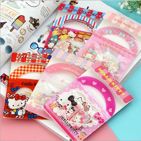 50pcs/pack Kawaii Cat paper sticker /Diy Gift seal flake/School office supplies Stationery/ Scrapbook decoration/ No.0339