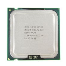 Original intel cpu core 2 duo e8400 procesador dual-core 3.0 ghz fsb1333mhz socket 775 tested100 % de trabajo + free gratis(China (Mainland))