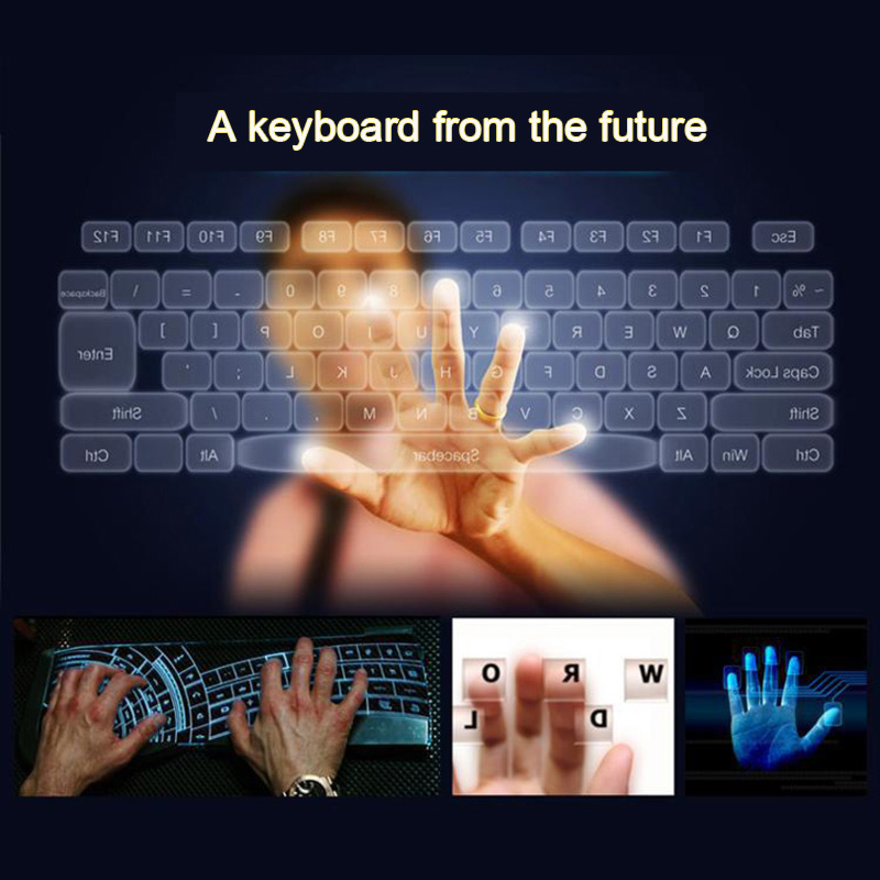 New product Magic cube wireless virtual laser keyboard via bluetooth for notebook mobile phone macbook pro tablet PC computer(China (Mainland))