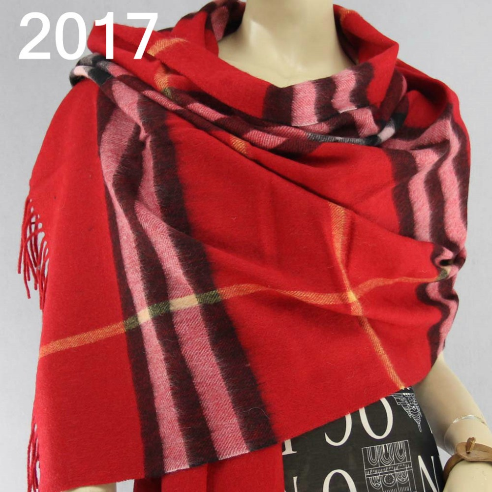 Cashmere wool Scarf_2017_1