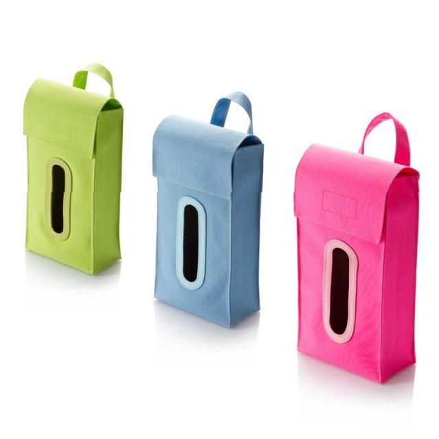 2015 Bolsas De Marca Vacuum Bag Vacuum Bags Tissue Pouchcan Hanging After The Doors For Kitchen / Car Storage Box(China (Mainland))