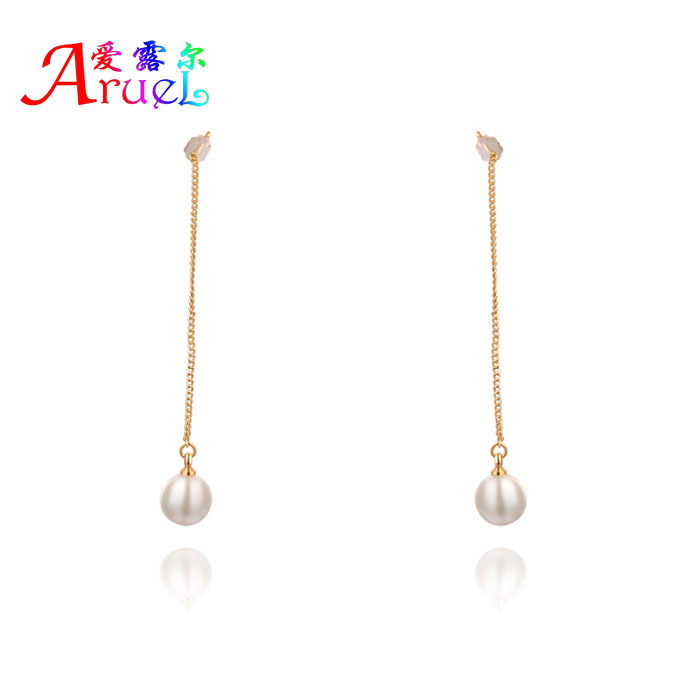 Luxury Gold Hanging Earrings Designs with Price | Jewellry\'s Website