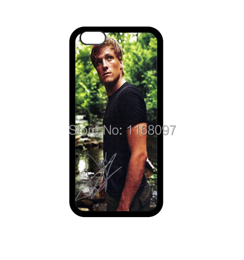 Popular Hot Film The Hunger Games Peeta Josh Hutcherson Printed for iphone 6 4.7 inch 6 plus 5.5 inch TPU Cover Case(China (Mainland))