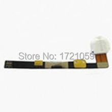 50pcs Earphone Headphone Connector flex cable ribbon For ipad mini 3 mini3 A1599 A1600 A1491 Audio Jack white black