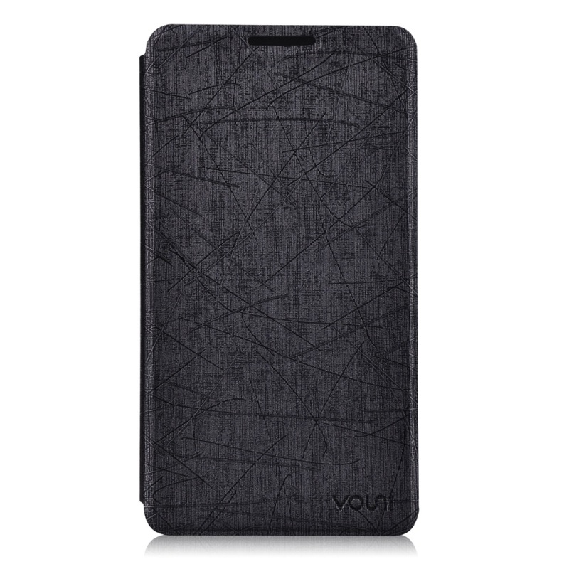 Clearance! Huawer Mate 2 Cover VOUNI Lines Texture Flip Leather Phone Case Huawei Ascend Mate2 Bag