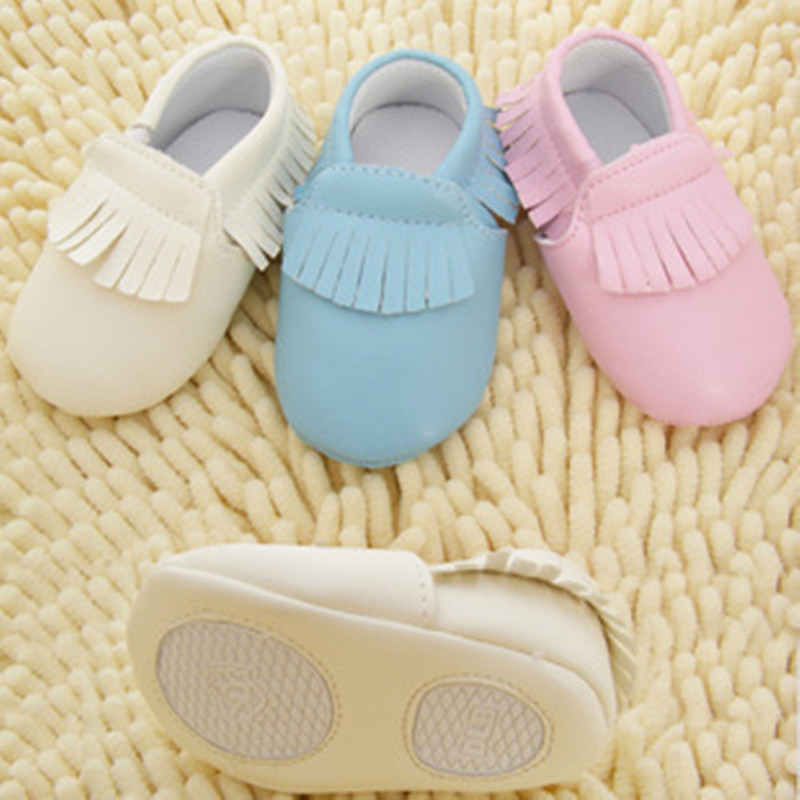 newborn sapato scarpe baby boy Moccs first walker shoes Brand infant toddler kid leather moccasins babies shoes for girls(China (Mainland))