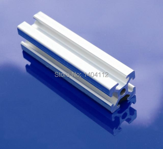 Aluminum Profile Aluminum Extrusion Profile 2020 20*20 commonly used in assembling device frame, table and display stand(China (Mainland))