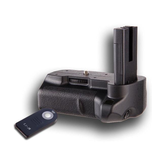 Battery Grip Holder For Nikon D3000 D40 D40X D60 D5000 + IR Remote ML-L3(China (Mainland))