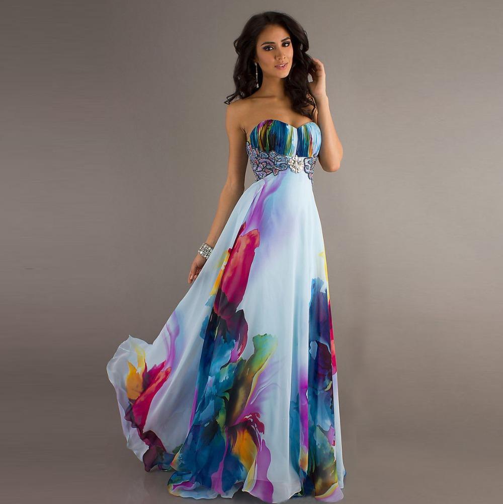 Weiß Maxi Kleid-Hochzeits-