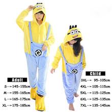 Unicorn Stitch Panda Unisex Flannel Pajamas Costume Cosplay Animal Onesies For Men Women Adults Child animal pajamas one piece(China (Mainland))