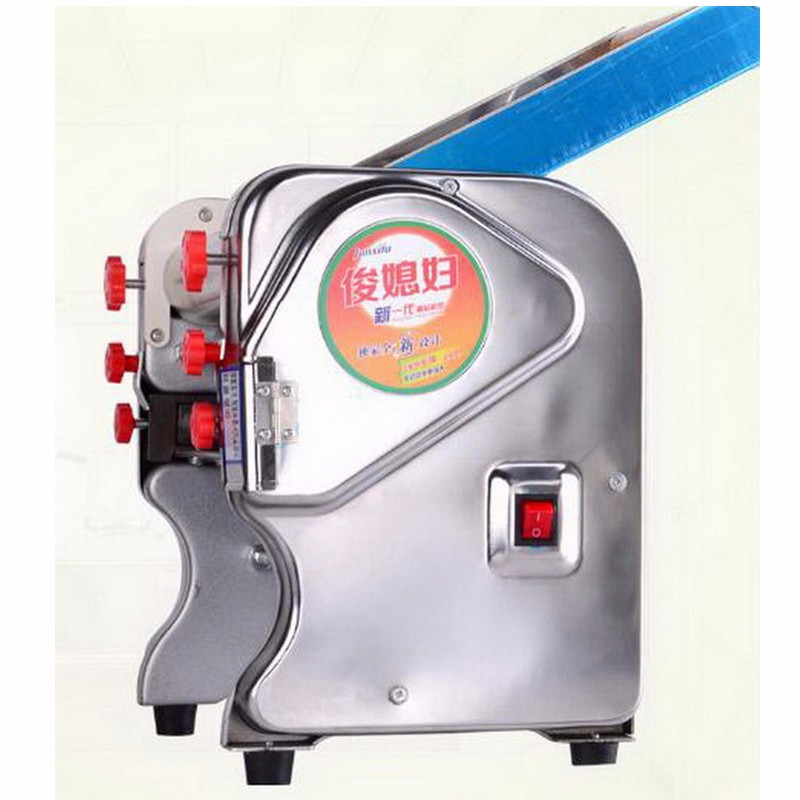 Buy all stainless steel/Electricity move noodle machine / Household pressure noodle machine/Face knife does not rust /tb211026 cheap