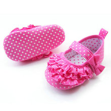 Baby Girl Soft Sole Crib Shoes Toddler Sneaker Infant Baby Shoes Age 0 18 Months