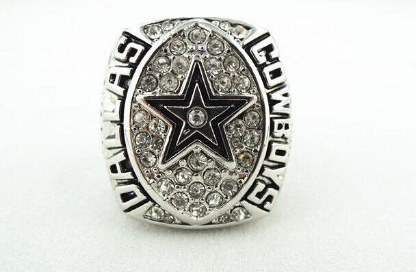 High Qualiity Replica 1992 Dallas Cowboys Super Bowl championship ring Size 10 solid replica - Jewelry Gift manufacturer store