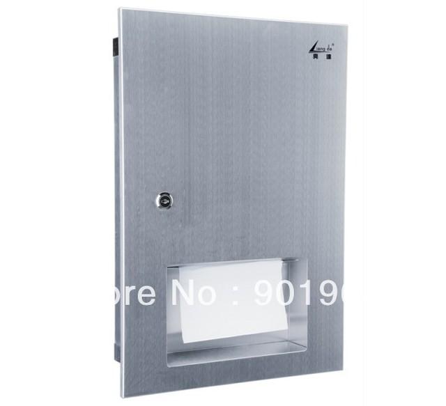 Top Sell stainless steel hotel -napkin dispenser-paper dispenser-tissue dispenser