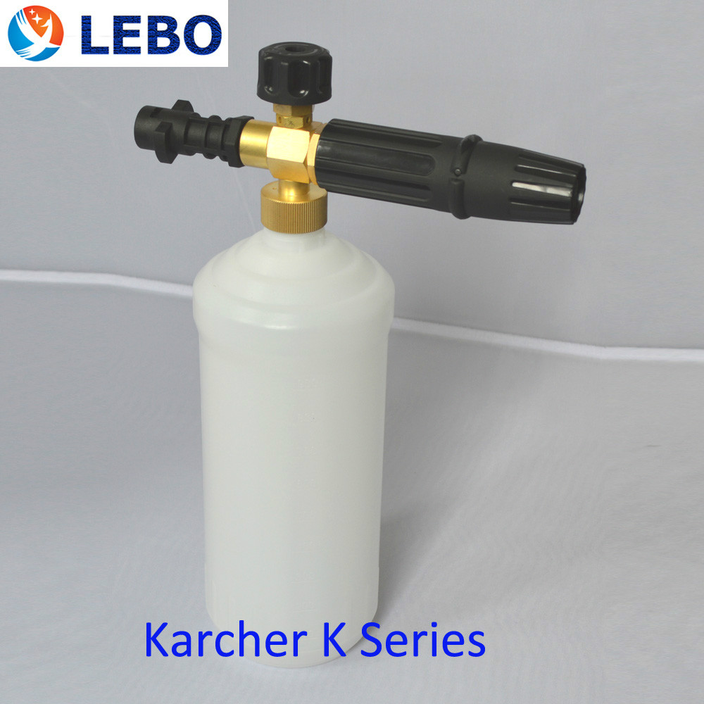 High Pressure Soap Foamer for Karcher K-Series High Pressure Cleaners(China (Mainland))