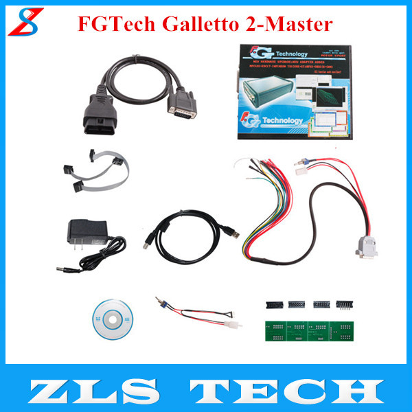 Hot Sale! FGTech Galletto 2-Master EOBD2 New Add BDM Function Promotion Price(China (Mainland))
