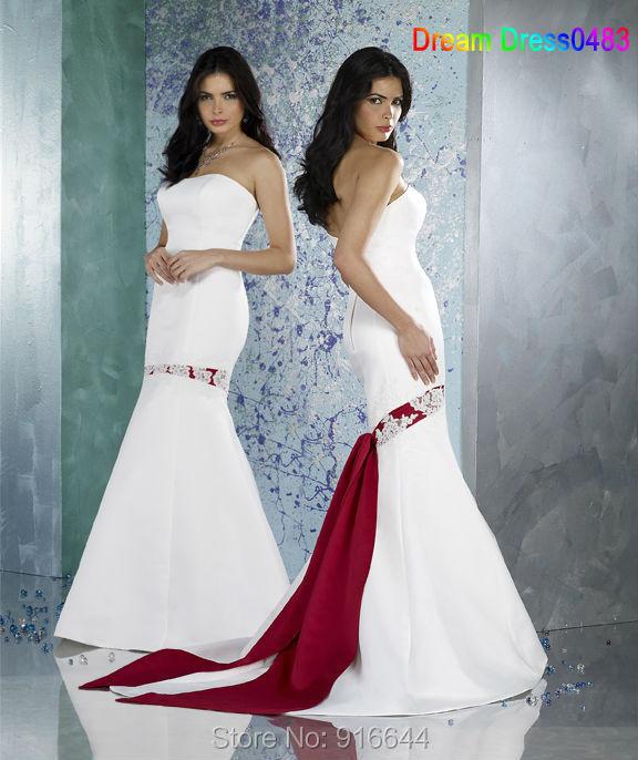 Ivory And Burgundy Wedding Dresses Junoir Bridesmaid Dresses