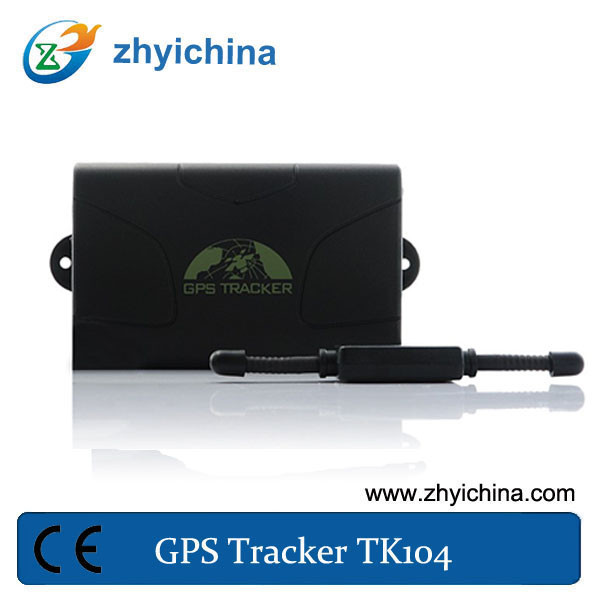 tk104 waterproof gps tracker with high gain gsm antenna in. Black Bedroom Furniture Sets. Home Design Ideas