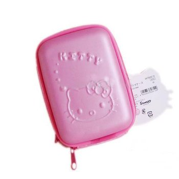 Brand New and great quality,Pink Hello Kitty Digital Camera Case bags Pouch Bag @20pcs/lot