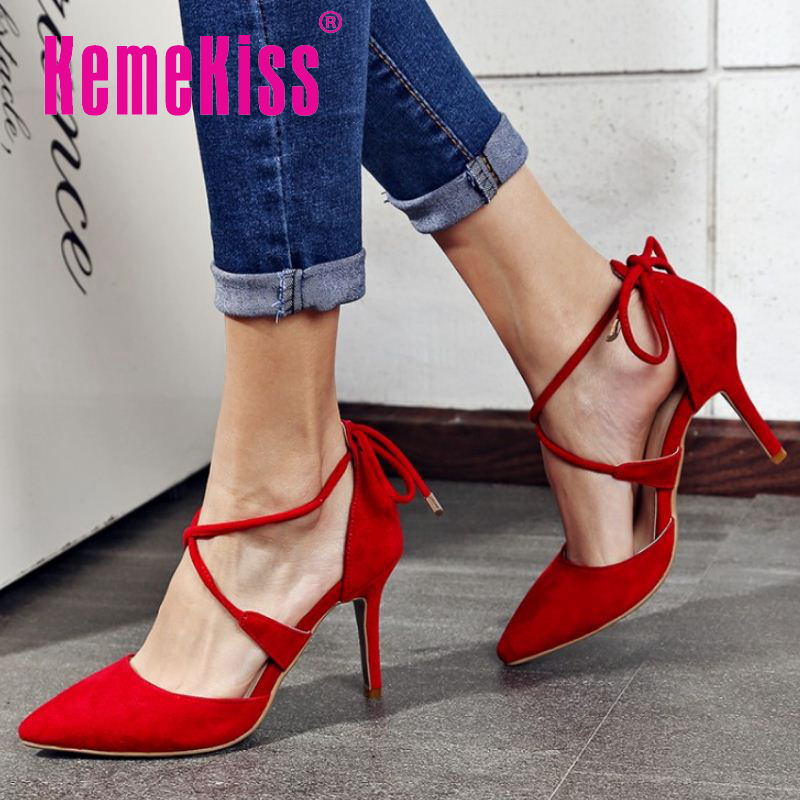 women real genuine leather cross strap high heel sandals woman brand sexy gladiator footwear heeled shoes size 34-39 R08638<br><br>Aliexpress