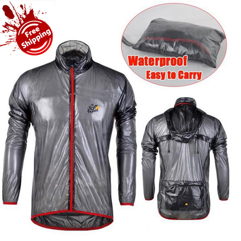 High Quality Waterproof Cycling Jersey/Cycling Rain Coat/Windcoat Bicycle Clothing Ropa Ciclismo/MTB Bike Cycle Raincoat(China (Mainland))