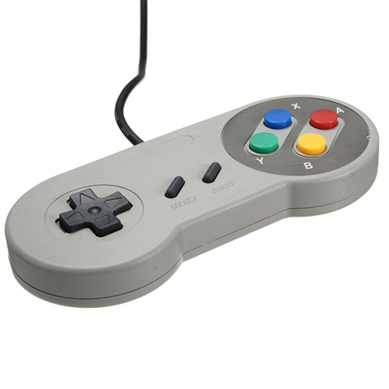 image for Top Selling New Arrival Wired Game Controller Console Pad Gamepad For