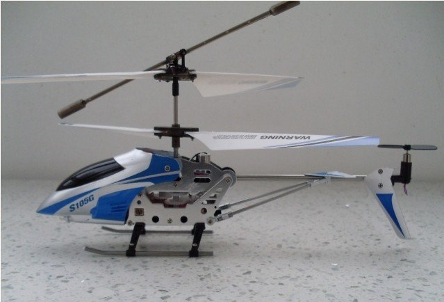 SYMA - S105 infrared remote control plane/remote control helicopter/super resistance to cast the helicopter # 02