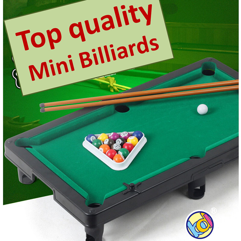 Mini Large Size Pool Table Flocking Desktop Simulation Billiards Novelty Billiards Toys Sets Indoor Family Game Balls Sports(China (Mainland))
