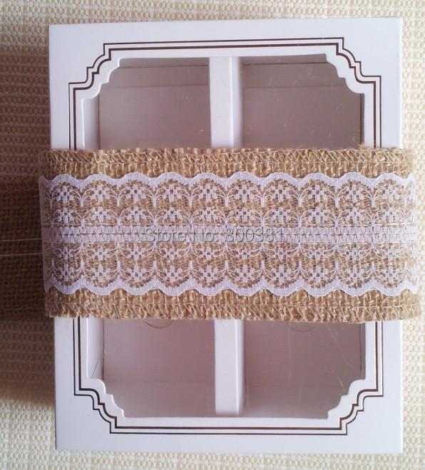 decoracao casamento juta : decoracao casamento juta:Burlap Ribbon Crafts
