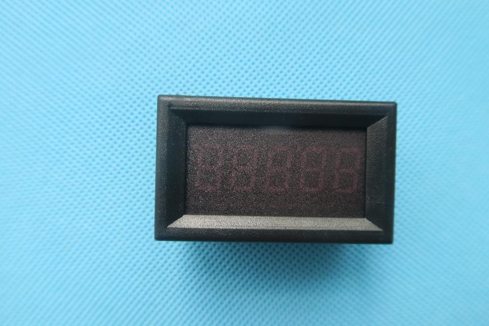 "2PCS Digits 0.36"" Variable Precision DC 0-4.3000-33.000V Red Led Display Digital Voltmeter Voltage Panel Meter(China (Mainland))"