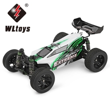 WLTOYS A303 1:12 Scale 2.4G 2WD 35km/h High power 390 motor Rechargeable Shockproof RC Off-road Electric Car RTR(China (Mainland))