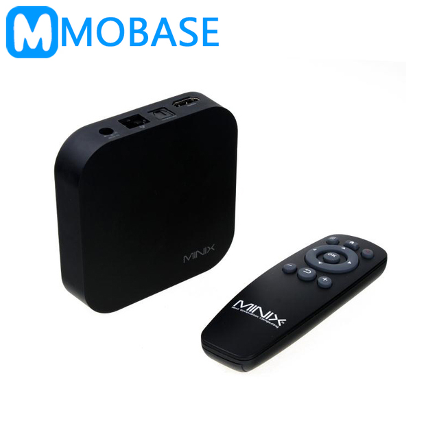 MINIX NEO X5 mini Android TV Box Mini PC Dual Core 1.6GHz 1G/8G WiFi USB RJ45 HDMI XBMC Media Player Smart Set Top Box Receiver