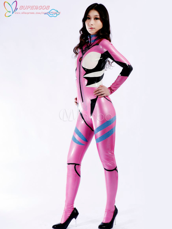 High Quality Halloween Carnival Party Modern Multi Color Unisex Bodysuit Latex Catsuits Zentai Suit