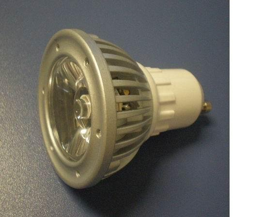 GU10 1*1W led spot light with 85 to 265V AC Input;80lm,large stock;please advise the color you need;P/N:XL-SPGU10WW1PAC-1C