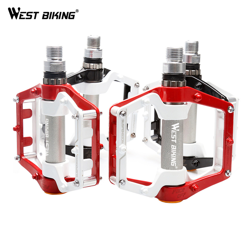 """Cycling Pedals Dead Fly BMX Light Bicycle Pedals 9/16"""" Foot Pegs Outdoor Sports DHCrank MTB Road Bike Cycling Bicycle Pedals(China (Mainland))"""