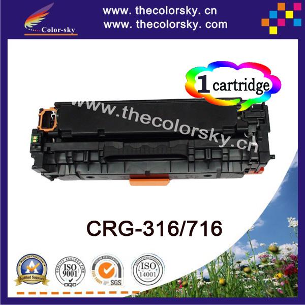 (CS-H540-543) Toner laserjet printer laser cartridge for canon crg116 crg316 crg416 crg716 lbp5050 mf8050 mf8050cn<br><br>Aliexpress