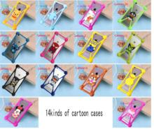 Htc Desire 300 310 316 516 500 510 530 600 601 609 616 626 700 820 Mini Stitch Minnie Minions Sully Samsung A3 J2 J3 - Leading Accessories For Cell Phone Store store