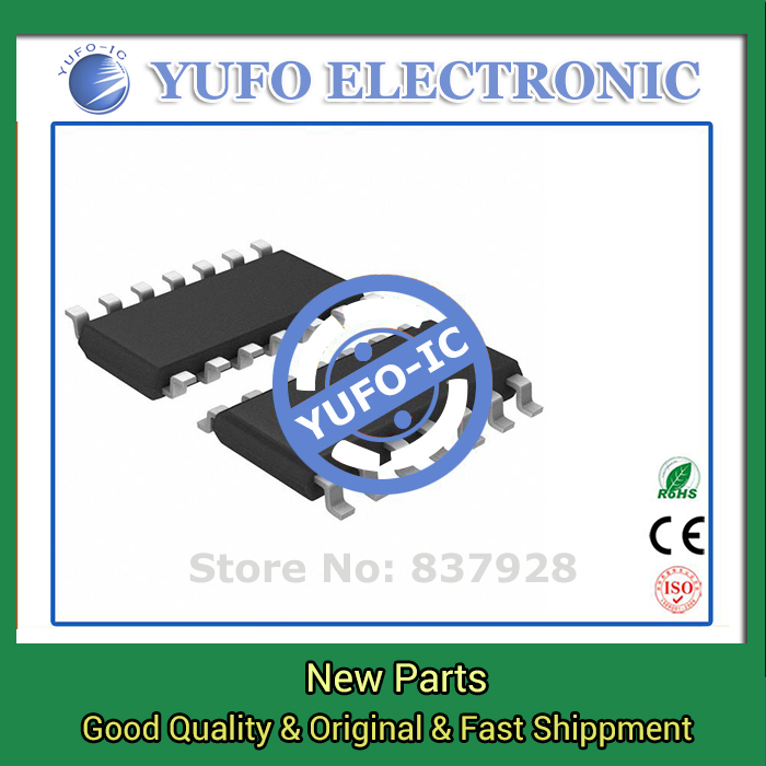 Free Shipping 10PCS AD8534ARZ-REEL original authentic [IC OPAMP GP 3MHZ RRO 14SOIC]  (YF1115D)