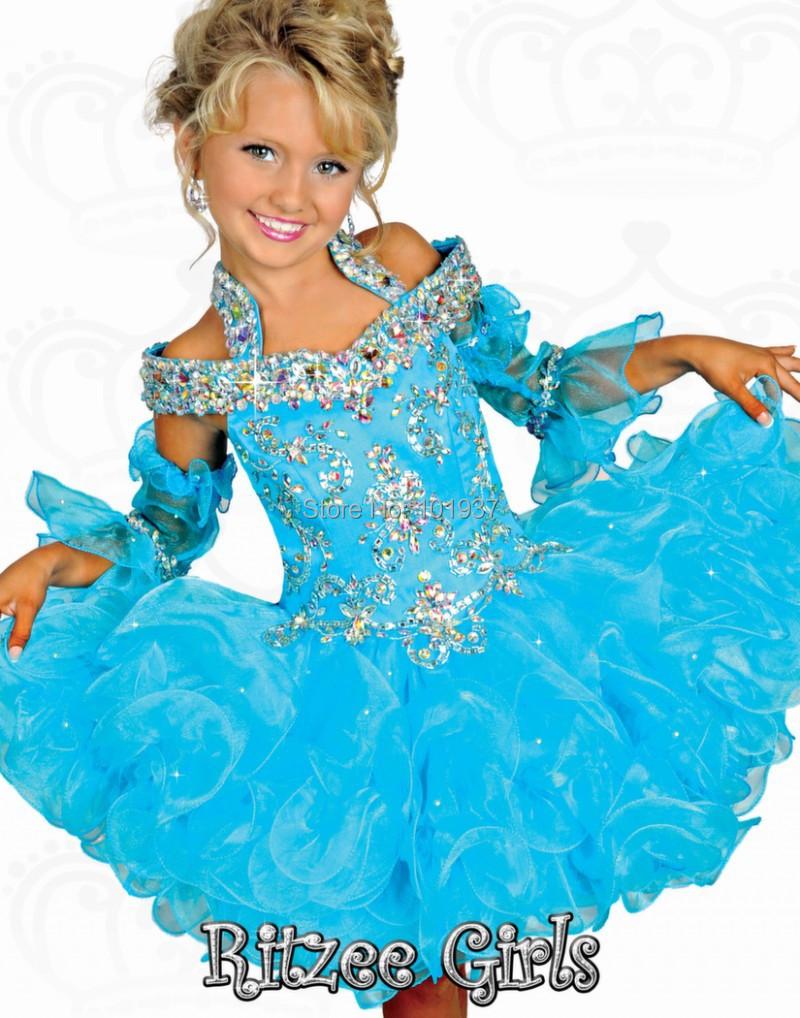 Childrens Sequin Dresses
