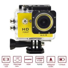 Original Digital Camera Sj6000 Waterproof 2 0 inch Full HD 1080P Ambarella WiFi Cam Diving Sport