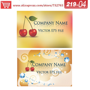 0219-04   business card template for paper card making ideas free printable business cards vista business cards<br><br>Aliexpress