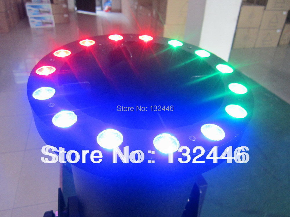 hot selling led confetti machine DMX LED Confetti blower party cannon - BY Stage Lighting store