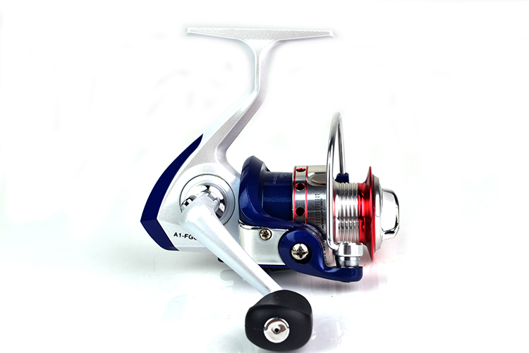 YGB5 Free shipping 4BB+1RB 5.2:1 spinning Fishing Reel high-quality Front Drag Spinning Reel Pre-Loading Spinning Wheel<br><br>Aliexpress