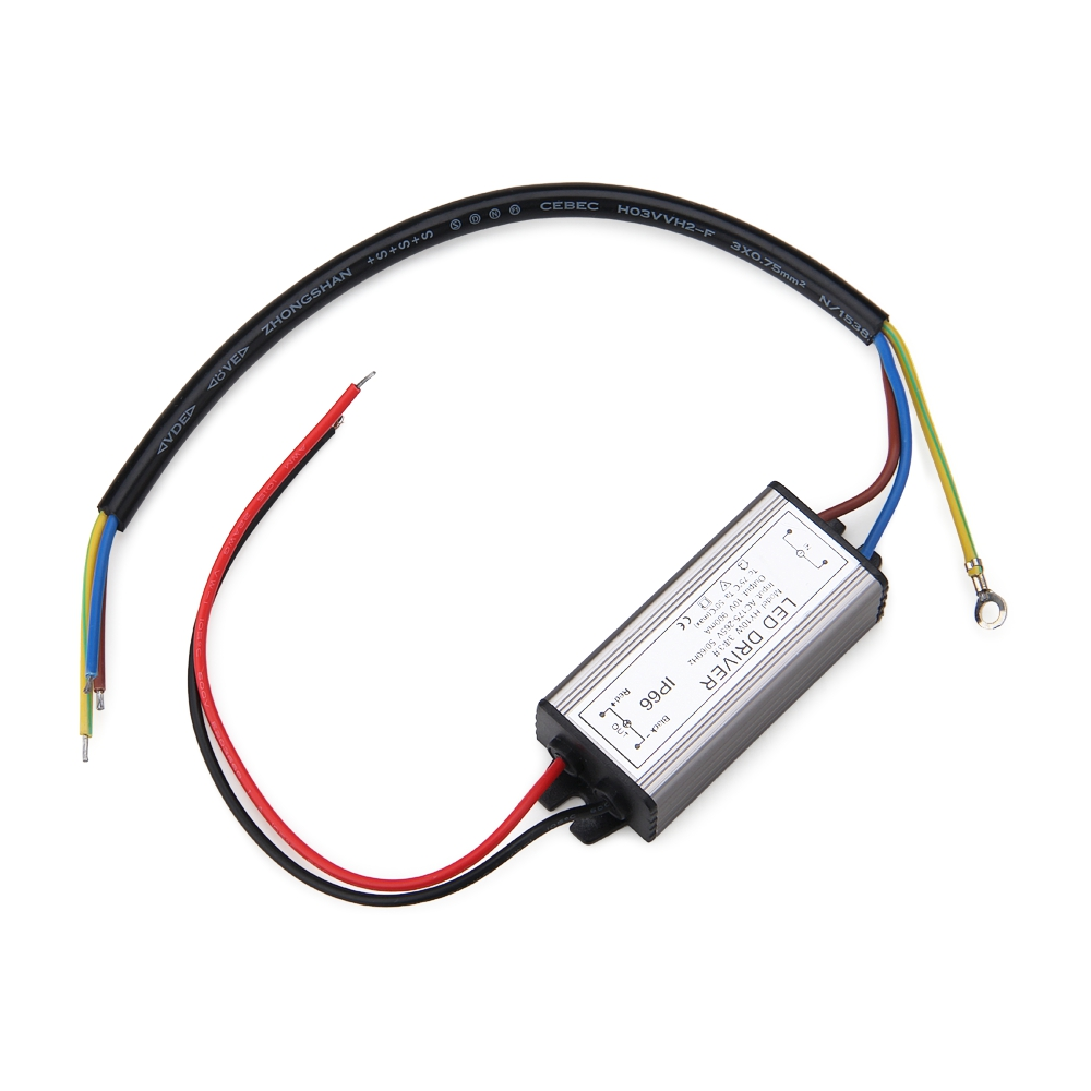led waterproof light transformer power supply driver 10v 900ma 10w in