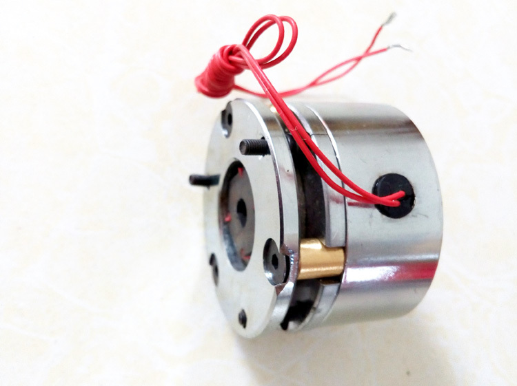 Small Step Motor Brake In Other Mechanical Parts From
