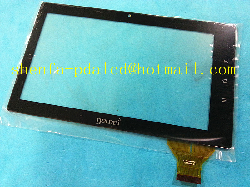 Original new 7 inch touch screen touch panel digitizer glass for Gemei G3A G5 Tablet PC MID free shipping<br><br>Aliexpress