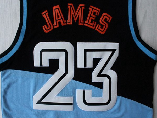 Aliexpress.com : Buy Newest Men #23 Lebron James Jersey White Blue
