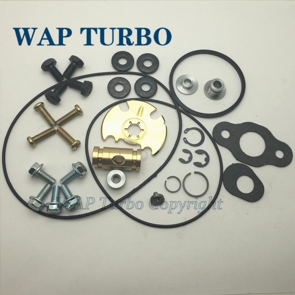Turbocharger Repair Kit GT1749V 724930 Turbo rebuild kit for AUDI VW Seat Skoda 2.0 TDI 140HP 103KW Turbo kit(China (Mainland))